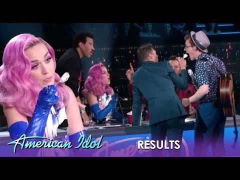 Hilary - Birmingham's Walker Burroughs has made the Top 10 on American Idol!