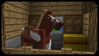 Download ✔ Minecraft: How to make a Horse Stable Mp3 and Videos