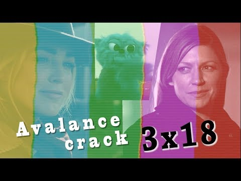 Avalance CRACK #3x18    Legends of tomorrow