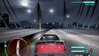 Need For Speed Carbon Nissan GTR Pursuit + Trainer