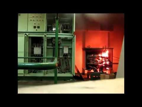 Strom [Ampere] Kurzschluß + Lichtbogen + Trafo-Brand + Stromunfall ⚡ Electric Fail