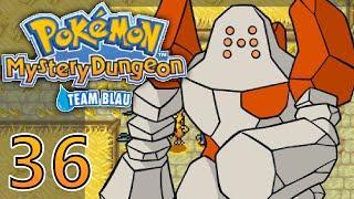 Die Ruine, der etwas einfachere Dungeon #36 Pokémon Mystery Dungeon: Team Blau