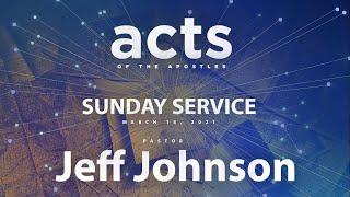 Sunday Service - March 14, 2021 - 9:30 AM
