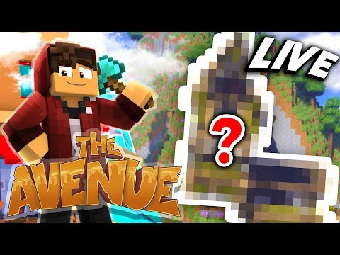Minecraft: The Avenue SMP! *LIVE* - House Reveal