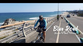 Blue Road Bike Tour