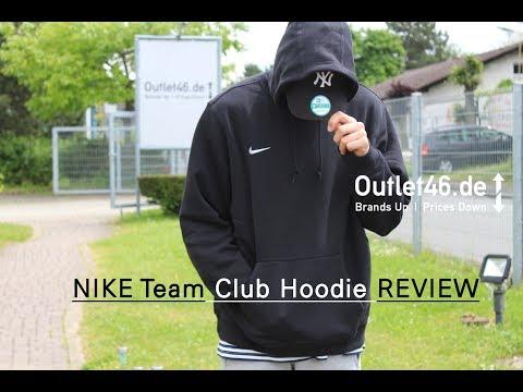 NIKE TEAM CLUB Full Zip Hoody Herren Kapuzenjacke Hoodie