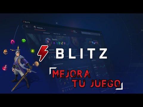 BLITZ.GG Como ARMAR RUNAS + BUILD Automáticamente en el League of Legends