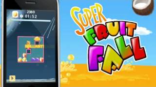 THQ Wireless - Super FruitFall for iPhone