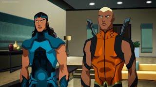 Young Justice 3x21 - Aquaman Vs Granny