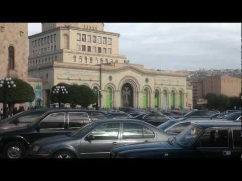 "Yerevan ""Republic Square"" Live, Full HD"