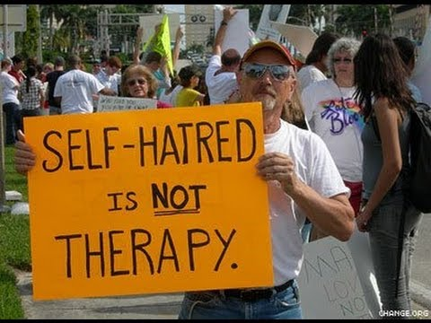 Push to Ban 'Gay Conversion Therapy' in New Jersey