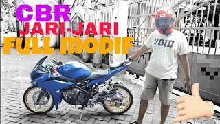 Cbr 150 Jari Jari Full Modif By Rop Vlog