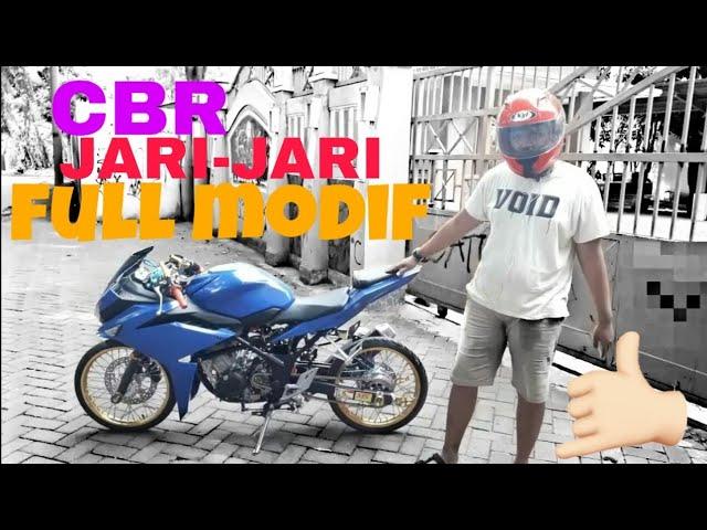 Cbr 150 Jari Jari Full Modif By R O P Vlog