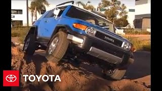 FJ Cruiser How-To: Auto Limited-Slip Differential | 2007 - 2009 FJ Cruiser | Toyota