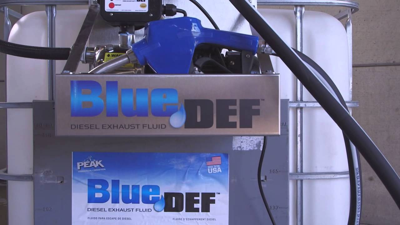 Diesel Exhaust Fluid | BlueDEF Fluid | BlueDEF Distribution