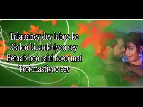 tishnagi title lyrics