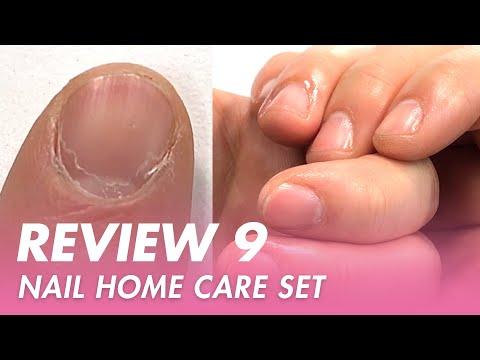 [리뷰] 네일 홈 케어 세트 리뷰 9 / Nail home care set Review
