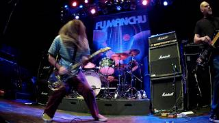 Fu Manchu Live in Vancouver BC 2018-11-11 Full Concert