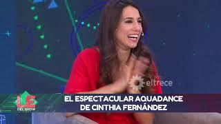 Cinthia Fernández le presentó su novio a sus hijas