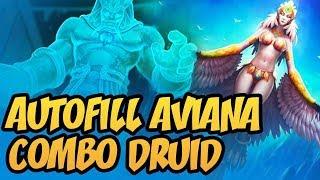 Autofill Aviana Combo Druid   Saviors of Uldum   Hearthstone