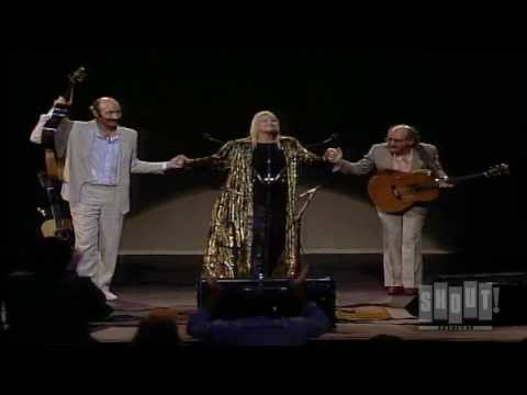 Peter, Paul and Mary - Blowin' in the Wind (25th Anniversary Concert)