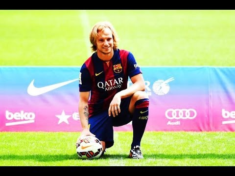 Ivan Rakitic - Welcome to Barcelona - Skills, Goals & Assists 2013/14   HD  