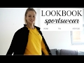 How to Style+LOOKBOOK: SPORTY
