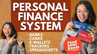 HOW I MANAGE MY PERSONAL FINANCES | HOW I TRACK MY EXPENSES | Banks, Cards, Trackers, Spreadsheets