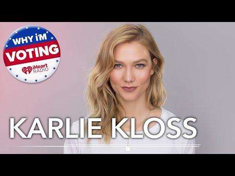 Karlie Kloss | Why I'm Voting