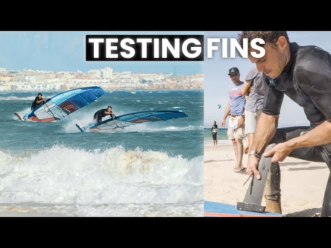 Testing Fins for PWA Israel | vlog¹³₂₀₂₁