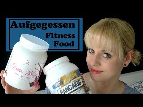 Aufgegessen #6 - XXL Fitness Food Special - Tops & Flops