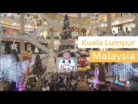 Christmas   Kuala Lumpur Malaysia   Lovelivexplore