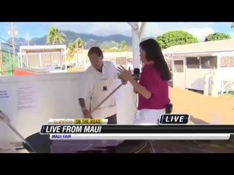 Maui County Fair - Chow Fun