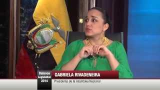 Balance Legislativo 2014 - Parte 3