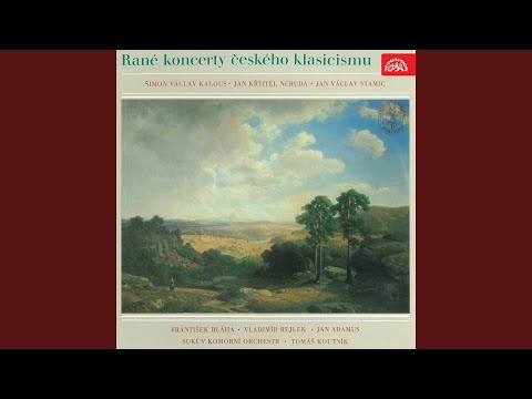 Concerto For Trumpet, String Orchestra And Continuo In E Flat Major - Allegro
