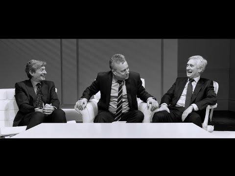 Art - In conversation with \ Mewn trafodaeth â Nigel Havers, Denis Lawson & Stephen Tompkinson