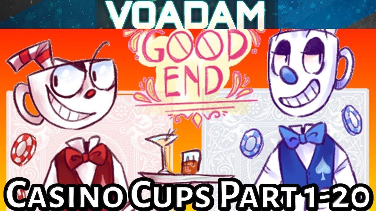 casino cups full comic