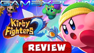 Kirby Fighters 2 - REVIEW (Video Game Video Review)
