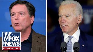 Biden, Brennan, Comey on secret list of officials who  sought to 'unmask' Flynn