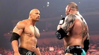 عندما يغضب الوحش باتيستا Batista Attacks