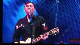 Manic Street Preachers Motorcycle Emptiness Summer Sonic 2015 live in Japan