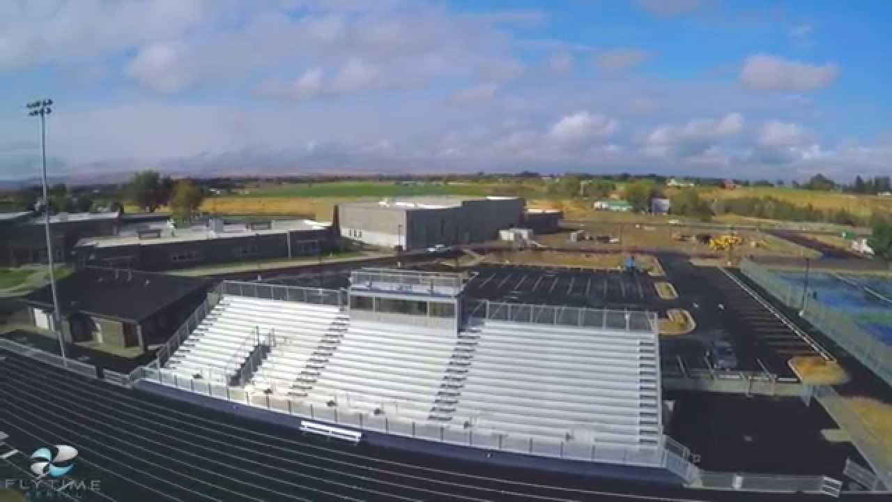college place high school football stadium