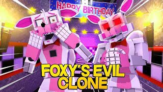 Minecraft Fnaf: Sister Location - Funtime Foxys Evil Clone
