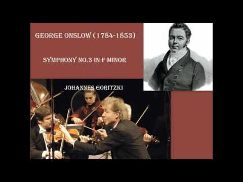 George Onslow: Symphony No. 3 in F minor, NDR Radio Philharmonic Orchestra