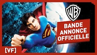 Bande annonce Superman Returns