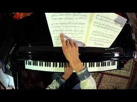 Chick Corea teaches Alexander Scriabin No:2 Op: 11