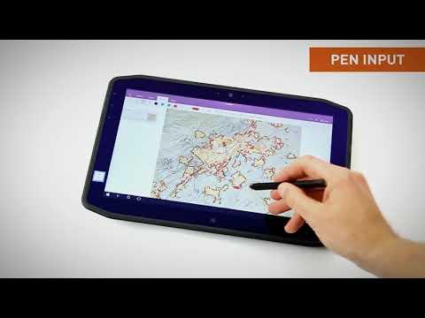 Zebra XSLATE R12 Rugged Tablet | Miles Data