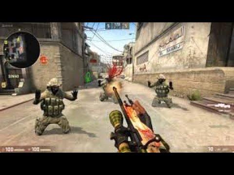 Видео: CS GO TWO NO SCOPE