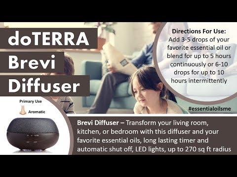 amazing-doterra-brevi-essential-oil-diffuser-benefits