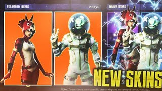 "NEW LEGENDARY SKINS in FORTNITE! LEGENDARY ""LEVIATHAN"" + ""TRICERA OPS"" SKINS! FORTNITE SKIN UPDATE"